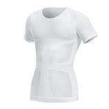 La.VIE もっとすごいぞ強力加圧シャツ 男性用 Lサイズ 3B-3772 白