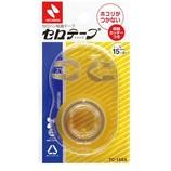 ニチバン セロテープ® 小巻 収納カッター付 TC-15SA 15mm