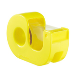 ニチバン セロテープ 小巻 カッターつき CT−15DRY イエロー