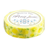 ニチバン プチジョア マスキングテープ PJMT−15S039 レモン