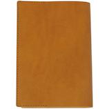 ビブリオフィリック(BIBLIOPHILIC) COW LEATHER BOOK COVER ブラウン