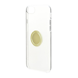 【iPhone6s/7/8】ラスタバナナ ハード トライタン リング付メタリックフレーム 4671IP747TR ゴールド