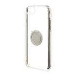 【iPhone6s/7/8】ラスタバナナ ハード トライタン リング付メタリックフレーム 4676IP747TR SV×SV