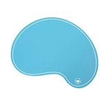 ハイタイド(HIGHTIDE) マウスパッド ビーンズ DC001 ライトブルー│オフィス用品 マウス・マウスパッド