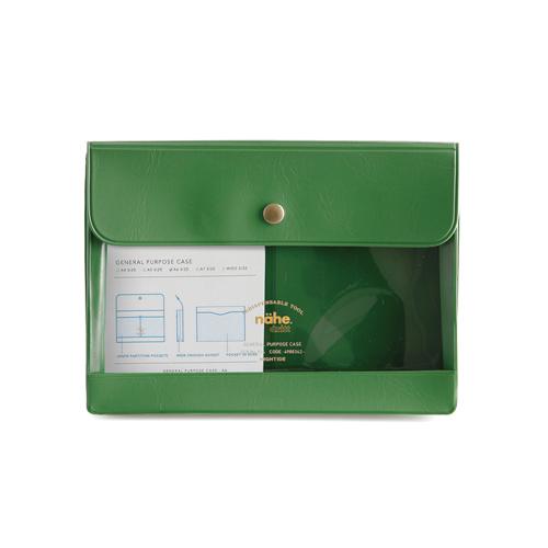 ハイタイド ジェネラルパーパスケース A6 ネーエ DF083-GN グリーン
