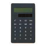 ハイタイド クリップ電卓 チャコールグレイ DP129