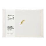 ハイタイド フォトレターアルバム AL092-ホワイト