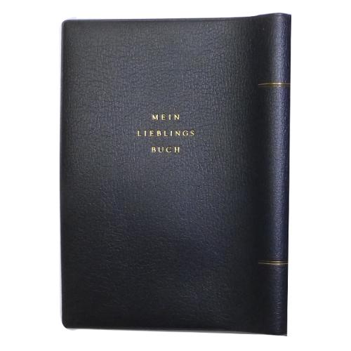 ハイタイド ソフトブックカバー 文庫サイズ GB150 ブラック