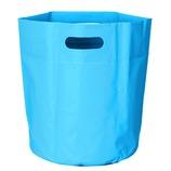 ハイタイド タープバッグ ラウンドS EZ019 ライトブルー│スーツケース・旅行かばん 折りたたみバッグ
