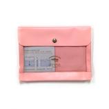 ハイタイド(HIGHTIDE) ジェネラルパーパスケースA6 DF083−PI│財布・名刺入れ パスケース