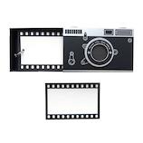 ハイタイド(HIGHTIDE) おもいで色紙帳 カメラ CL088 ブラック