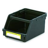 ハイタイド(HIGHTIDE) PENCO(ペンコ) パイルアップキャディ EB038 ブラック│収納・クローゼット用品 プラスチックケース・ボックス