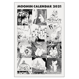 【2021年版・壁掛け】 HIGHTIDE ムーミン 21NH005