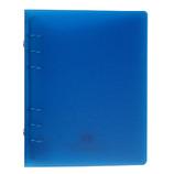 エトランジェ ディ コスタリカ バイブルサイズ 6穴バインダー ブルー TRP-07-08