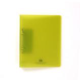 エトランジェ ディ コスタリカ B5 2穴ファイル アップルグリーン TRP-05-05