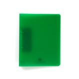 エトランジェ ディ コスタリカ B5 2穴ファイル グリーン TRP-05-06