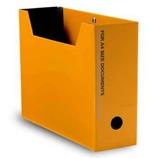 エトランジェ ディ コスタリカ A4ファイルボックス SLD2-51-06 イエロー