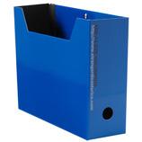 エトランジェ ディ コスタリカ A4ファイルボックス SLD2-51-09 ブルー