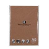エトランジェコスタリカ フリーペーパー A5 50枚 クラフト PRNA5-A01