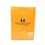 エトランジェ ディ コスタリカ 洋2封筒 ENY2−G−08 オレンジ