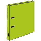 エトランジェ ディ コスタリカ A4レバー55Lグリーン SLD2−01−07