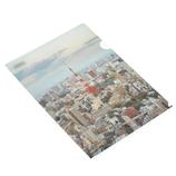 エトランジェ・ディ・コスタリカ クリアホルダー TOKYO A4 TKY−32−01 タワーA