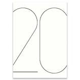 【2019年12月始まり】 エトランジェ・ディ・コスタリカ ダイアリー B6 マンスリー DME-T1-01 ホワイト 月曜始まり