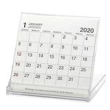 【2020年版・卓上】エトランジェ ディ コスタリカ 卓上カレンダー CLS‐FL‐02