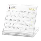 【2020年版・卓上】エトランジェ ディ コスタリカ 卓上カレンダー CLS‐FL‐03 フーツラ M