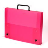 エトランジェ ディ コスタリカ A4ブリーフケース ピンク