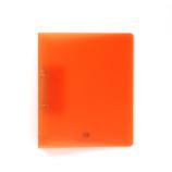 エトランジェ ディ コスタリカ A4 2穴ファイル オレンジ TRP-02-03