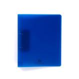 エトランジェ ディ コスタリカ A4 2穴ファイル ブルー TRP-02-08