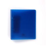 エトランジェ ディ コスタリカ A5 2穴ファイル ブルー TRP-04-08