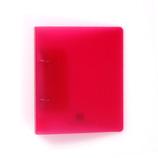 エトランジェ ディ コスタリカ A5 2穴ファイル ピンク TRP-04-09