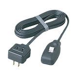 パナソニック(Panasonic) まごの手スイッチ WH2913BP 黒│配線用品・電気材料 スイッチプレート