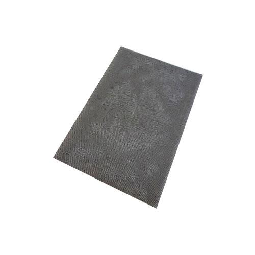 薄型スベリ止ネット 0.5×200×300│ゴム・ウレタン 防振ゴム・ゴムシート
