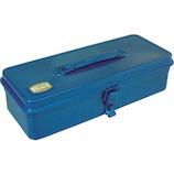 トラスコ(TRUSCO) トランク工具箱 T-320 ブルー│工具箱・脚立 工具箱