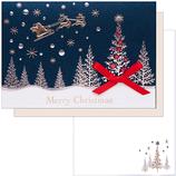 【クリスマス】アクティブコーポレーション イタリアカード CMGI−427