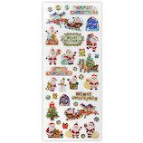 【クリスマス】 アクティブコーポレーション クリスマスドロップシール CMS−572