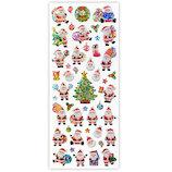 【クリスマス】 アクティブコーポレーション クリスマスドロップシール CMS−573