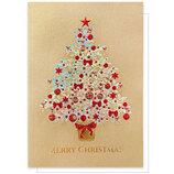 アクティブコーポレーション クリスマス イタリアカード CMGI-553│カード・ポストカード クリスマスカード