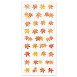アクティブコーポレーション 秋いろ和風シール SS−122a 紅葉