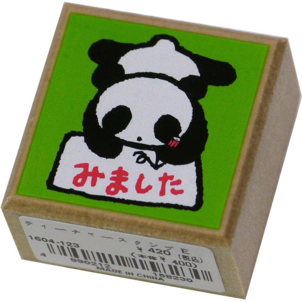 こどものかお ティーチャースタンプE 1604-123