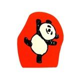 こどものかお パンダのスタンプ 0962−002
