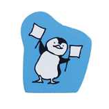 こどものかお ペンギンのスタンプC 0967−002
