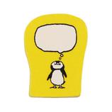 こどものかお ペンギンのスタンプC 0967−009