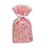 Z&K ドットバッグ 11−152 ピンク