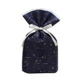 Z&K スターサインバッグ 11−162 ネイビーブルー