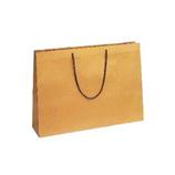 Z&K キャリーバッグ 22−006 キャメル│ラッピング用品 手提げ袋