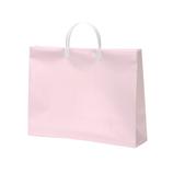 Z&K ビニールキャリーバッグ 24−231 ピンク